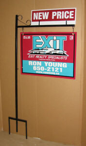 Real Estate Signage and Advertising
