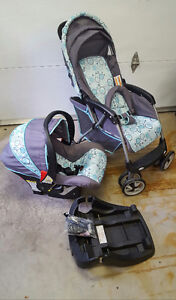 Stroller and Carrier