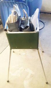 Command Air Portable Field Sink ADU-40CF Aseptico USA 120/230VAC