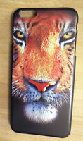 iPhone 6 Plus TIGER Print Hard Back Cover Case..