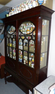 1920s Antique Display Cabinet