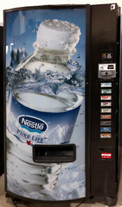 Vending machines Available