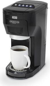 TRU 10-Cup or Single-Serve Coffeemaker, New