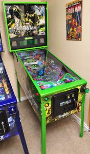 FS/FT: Avengers LE Hulk Edition Stern pinball machine