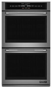 "JENNAIR SS30"" Double Wall Oven with V2™ Vertical Dual Convection"