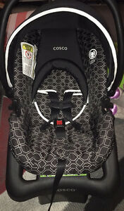 Infant Car Seat & Base (4-22 pounds)