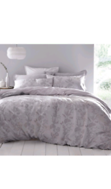 Portfolio single duvet set in lilac