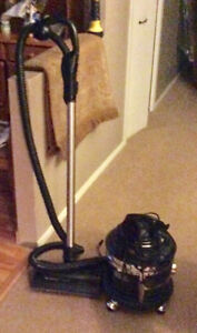 """Nearly new""""Filter Queen"""" vacuum cleaner, with all parts, filters"""
