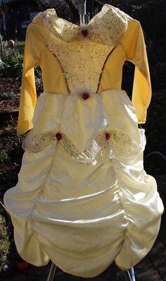 Kostüm Belle, Die Schöne und das Biest, 128 Karneval, (Belle Und Das Biest Kostüme)
