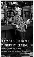 MIKE PLUME Live In Hurkett,Ontario