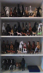 Model Horse Collection Dispersal 20+ Models