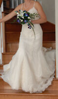 Wedding dress - Prado