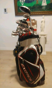 Set de golf exotics