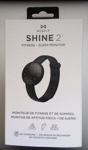 Activity Tracker - Misfit Shine 2