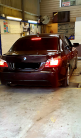 BMW 520D MSPORT 2007