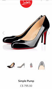 ***Christian Louboutin heels for sale brand new