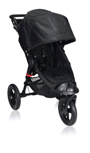 Baby Jogger City Elite -accessoires inclus /accessories included