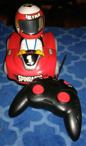 Spinracer Remote Control Car Toy