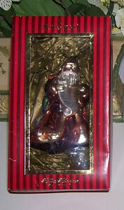 Waterford Holiday Heirloom Checking it Twice Santa Ornament London Ontario image 2