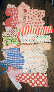 Mixed Clothing lot 12-24 months