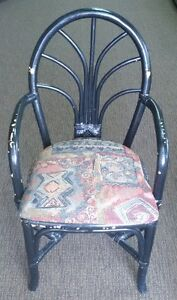 Rattan Chairs (set of 9) NEED GONE ASAP!
