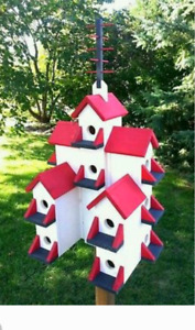 Purple Martin Bird House $300