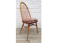 Ercol Quaker Chair (DELIVERY AVAILABLE)