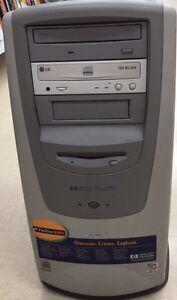 Vintage HP Pavilion 8280 Pentium 2 333mhz