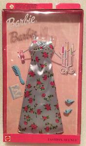 Mattel Fashion Avenue Barbie Doll Nightgown Dress Rare Gift