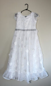 White Holy Communion Dress