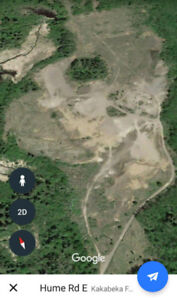 IFind: Gravel Pit With Millions of Tons Of Gravel Ready!