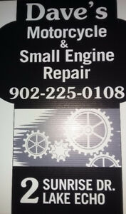 Generator or lawn and garden Equipment Repair