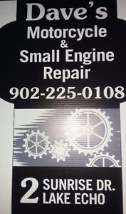 Motorcycle & ATV Repair