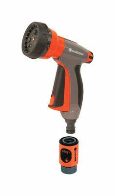 Gardena 32121 Control Metal Multi-Purpose 7-in-1 Spray Gun w