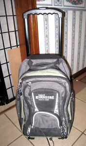 Rolling Backpack in great condition