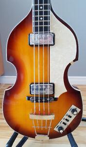 Hofner contemporary bass 500 /1  Beatles