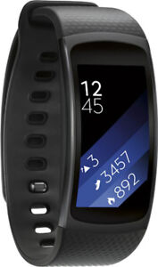 Samsung Gear Fit2 GPS with Heart Rate Monitor - Large