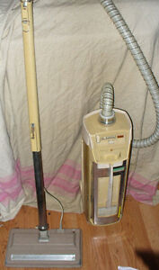 Electrolux, vacuum  working.1 with replaced hose.