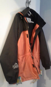 Youth Ski Jacket Small Men's Size