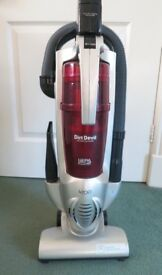 The Dirt Devil lightweight vacuum cleaner