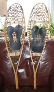 Small snowshoes