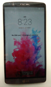 LG G3 for parts