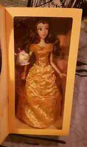 Singing and moving 'Belle' doll