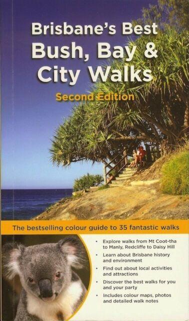 Brisbane's Best Bush Bay & City Walks *IN STOCK IN MELBOURNE - NEW*
