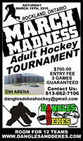 MENS HOCKEY TOURNAMENTS