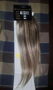 100% human hair extensions new
