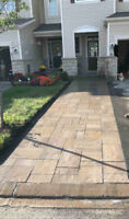 Foundation repair and landscaping