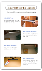 Multi purpose Magnetic Night light - Light adjusting 16PCS LED
