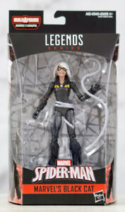 Marvel Legends Black Cat from Kingpin BAF wave New