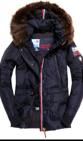 Womens superdry parker